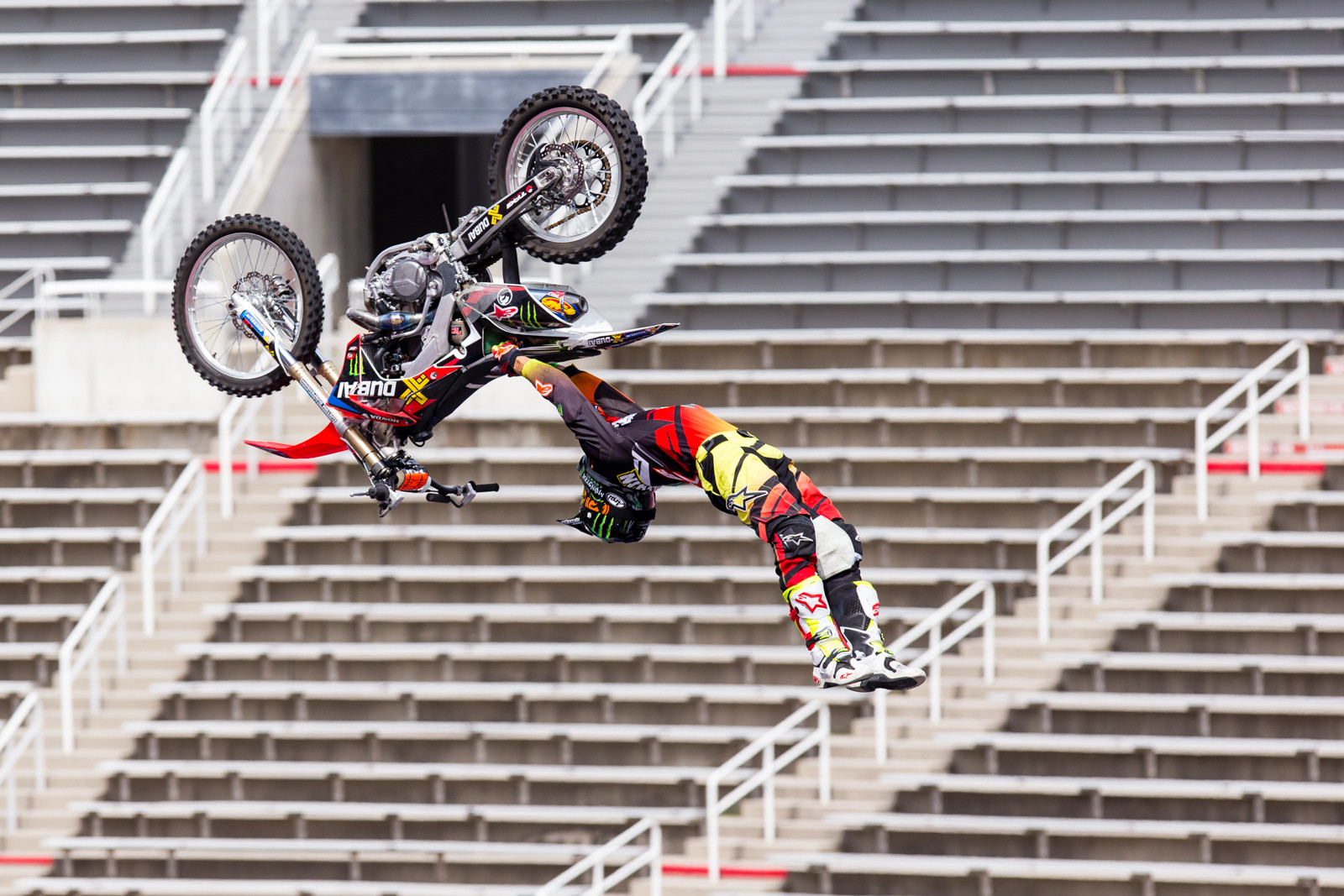 Josh Sheehan - 2016 Nitro World Games: FMX Qualifying Gallery - Motocross Pictures - Vital MX