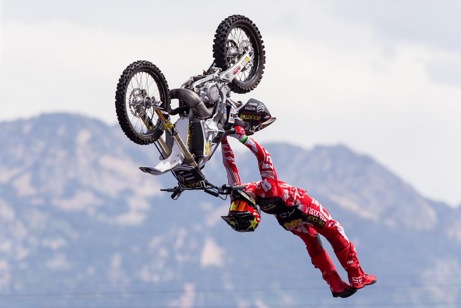 Adam Jones - 2016 Nitro World Games: FMX Qualifying Gallery - Motocross Pictures - Vital MX