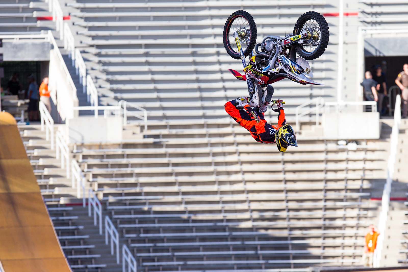 Javier Villegas - 2016 Nitro World Games: FMX and Best Trick Finals Gallery - Motocross Pictures - Vital MX