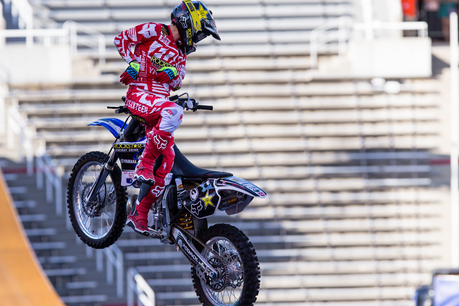 Libor Podmol - 2016 Nitro World Games: FMX and Best Trick Finals Gallery - Motocross Pictures - Vital MX