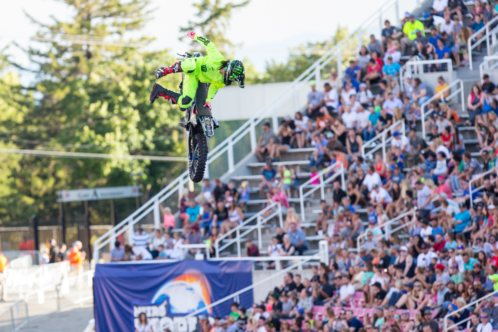 Taka Higashino - 2016 Nitro World Games: FMX and Best Trick Finals Gallery - Motocross Pictures - Vital MX