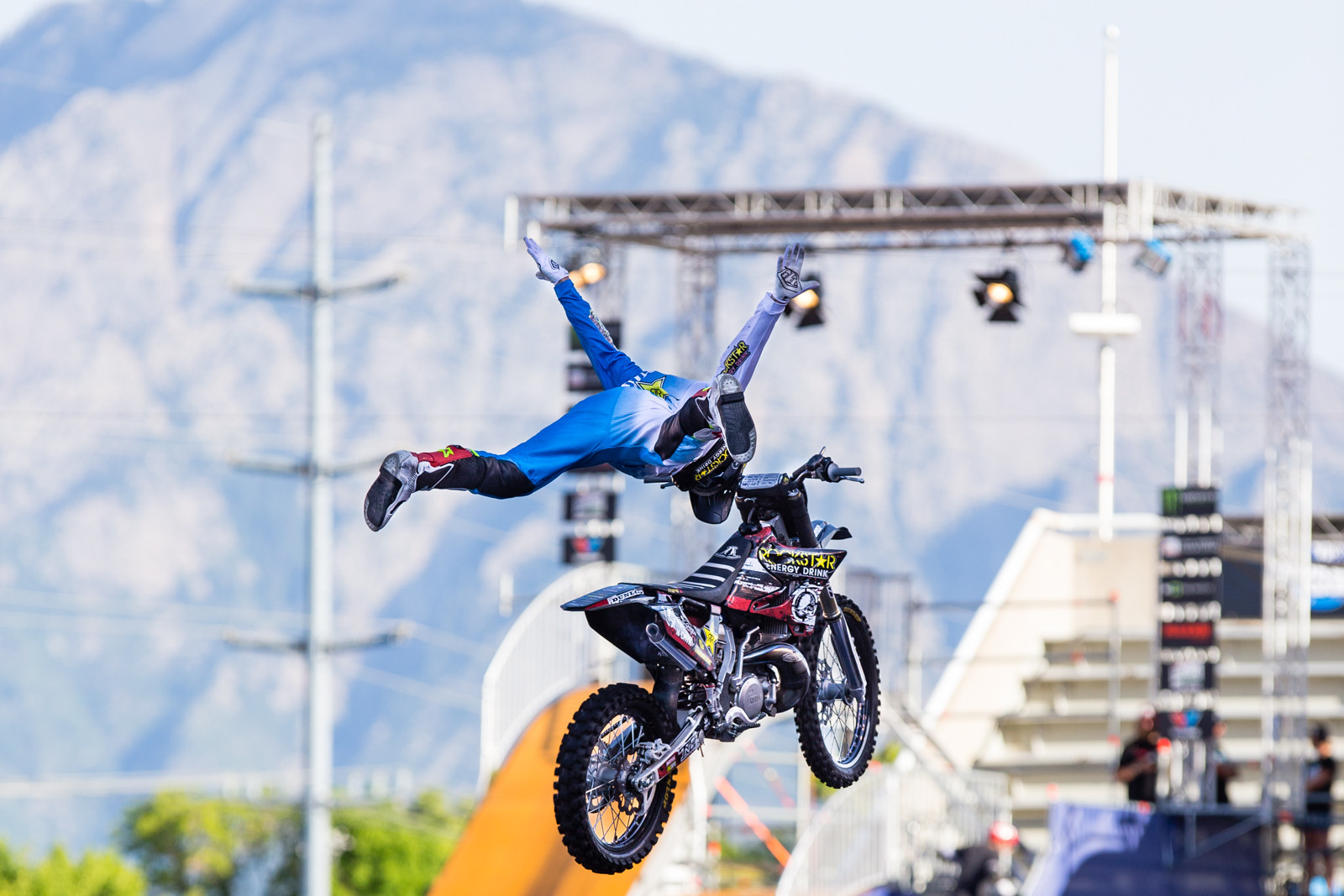 Rob Adelberg - 2016 Nitro World Games: FMX and Best Trick Finals Gallery - Motocross Pictures - Vital MX