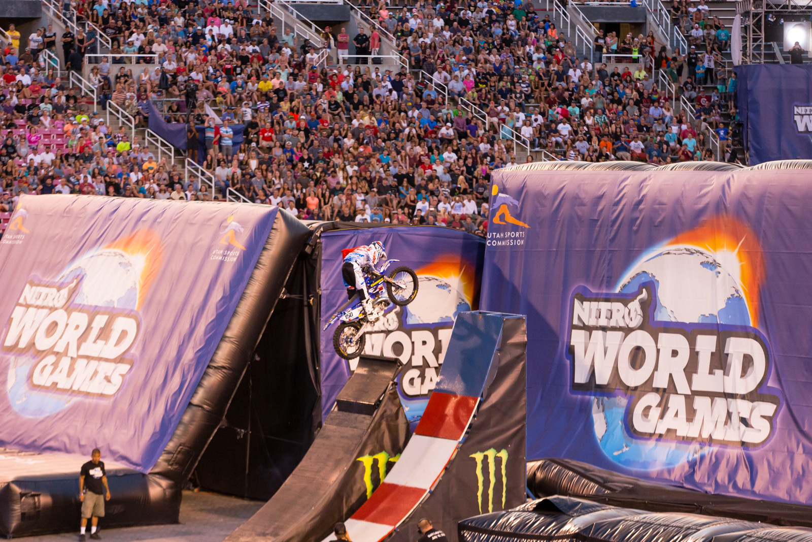 Gregg Duffy - Best Trick - 2016 Nitro World Games: FMX and Best Trick Finals Gallery - Motocross Pictures - Vital MX