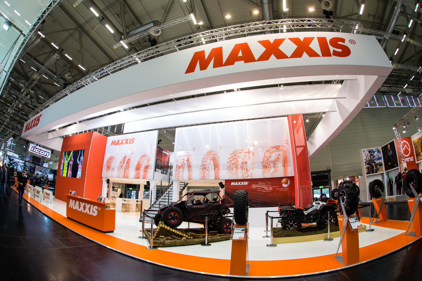 Maxxis - 2016 INTERMOT: Day 1 Coverage - Motocross Pictures - Vital MX