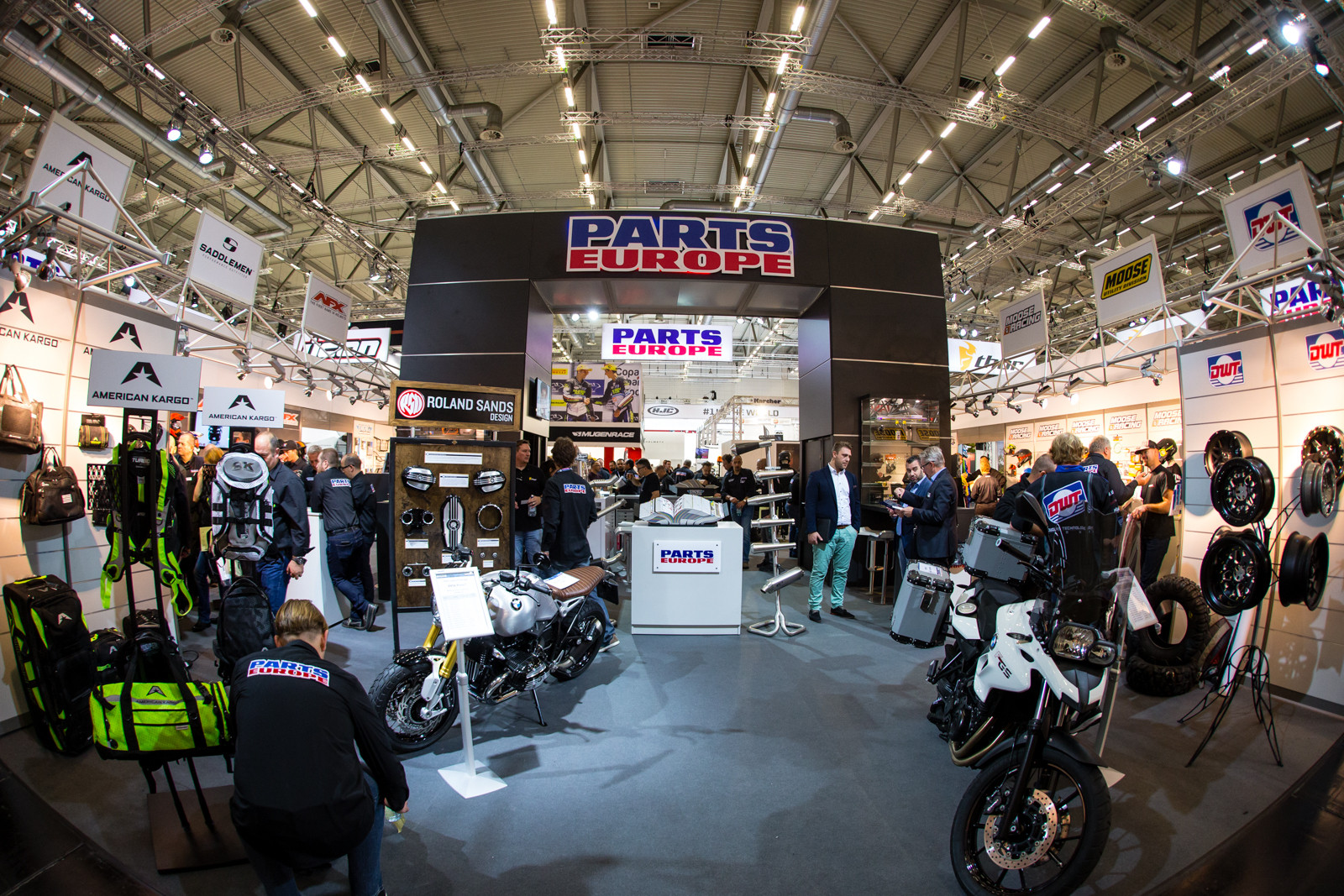 Parts Europe - 2016 INTERMOT: Day 1 Coverage - Motocross Pictures - Vital MX
