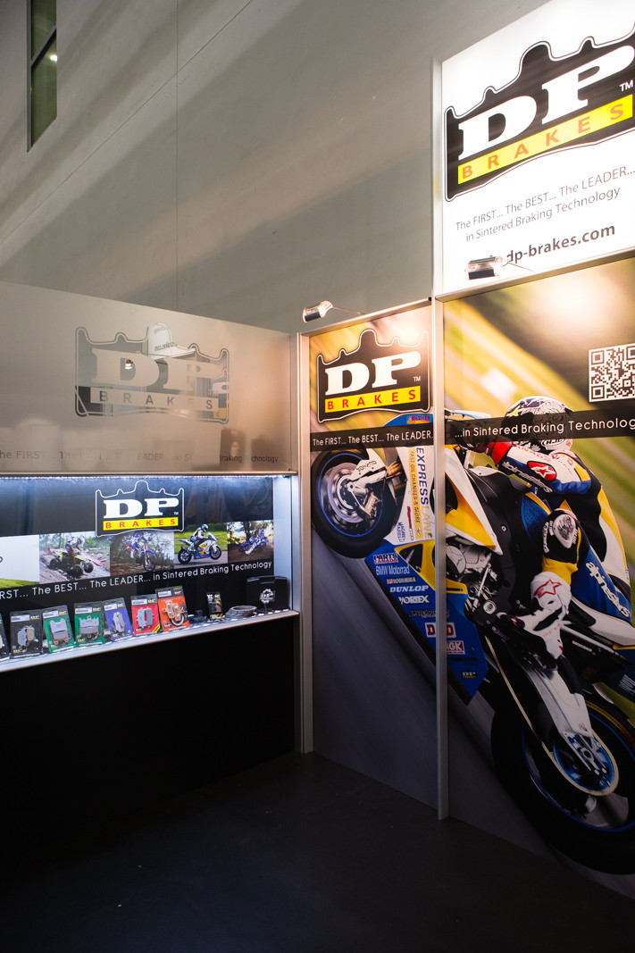 DP Brakes - 2016 INTERMOT: Day 1 Coverage - Motocross Pictures - Vital MX