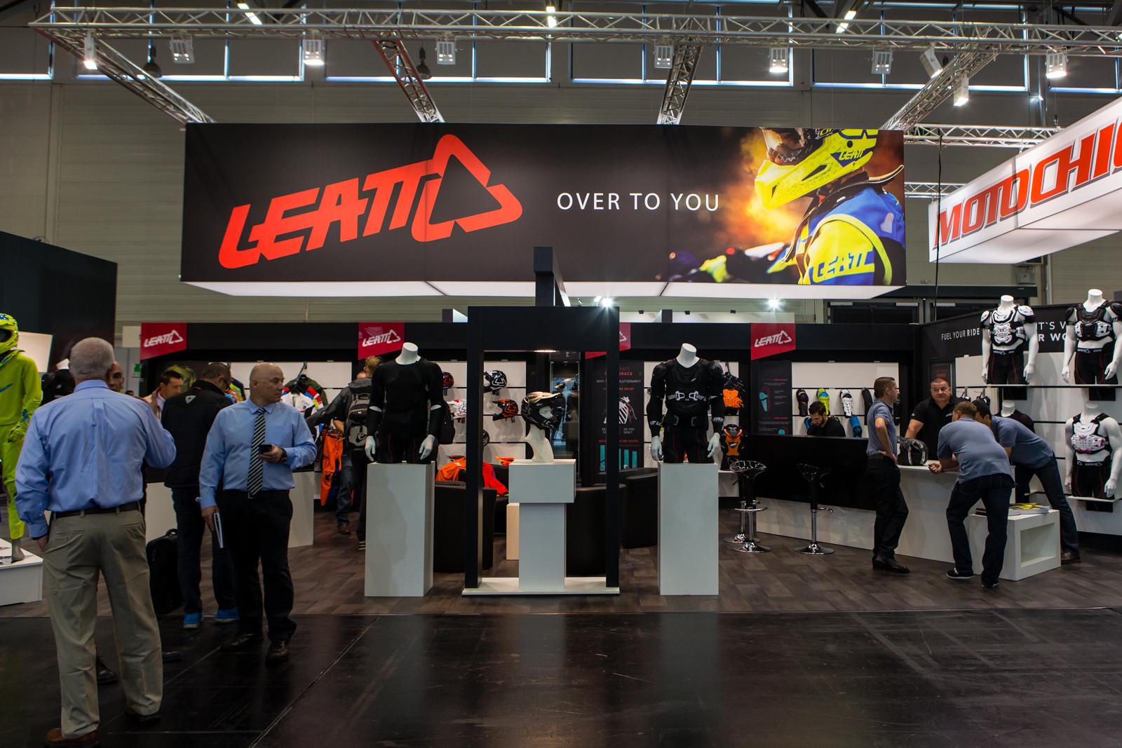 Leatt - 2016 INTERMOT: Day 1 Coverage - Motocross Pictures - Vital MX