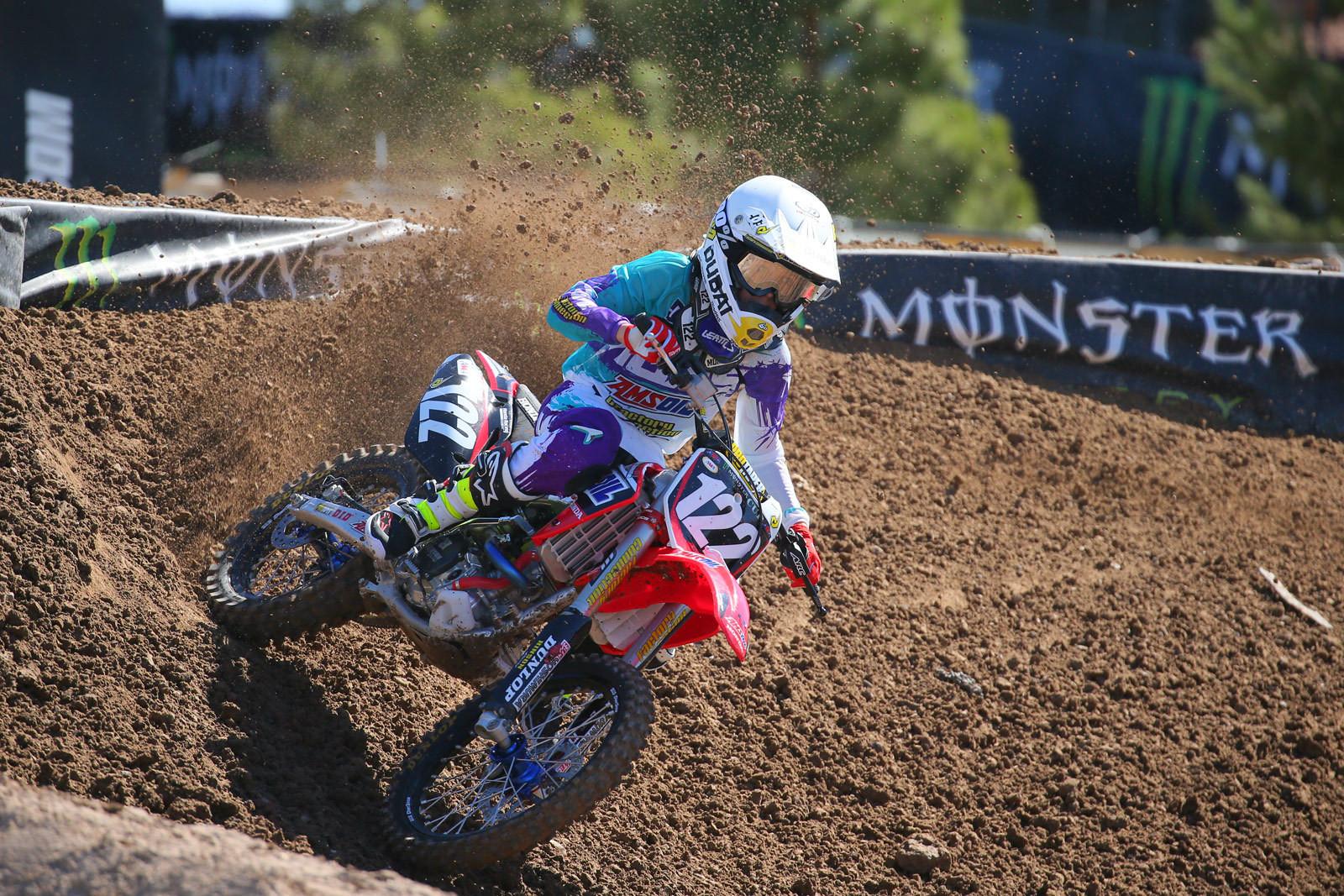 Carson Mumford - Vital MX Pit Bits: 2016 Monster Energy Cup - Motocross Pictures - Vital MX