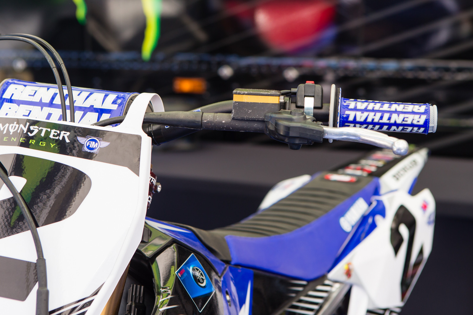 Hydraulic Clutch - Vital MX Pit Bits: 2016 Monster Energy Cup - Motocross Pictures - Vital MX