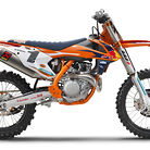 First Look: 2017 KTM Factory Edition 450 SX-F & 250 SX-F