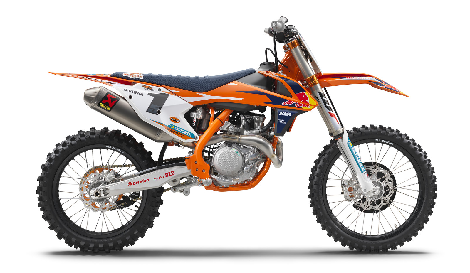 2017 KTM 450 SX-F FACTORY EDITION  - First Look: 2017 KTM Factory Edition 450 SX-F & 250 SX-F - Motocross Pictures - Vital MX