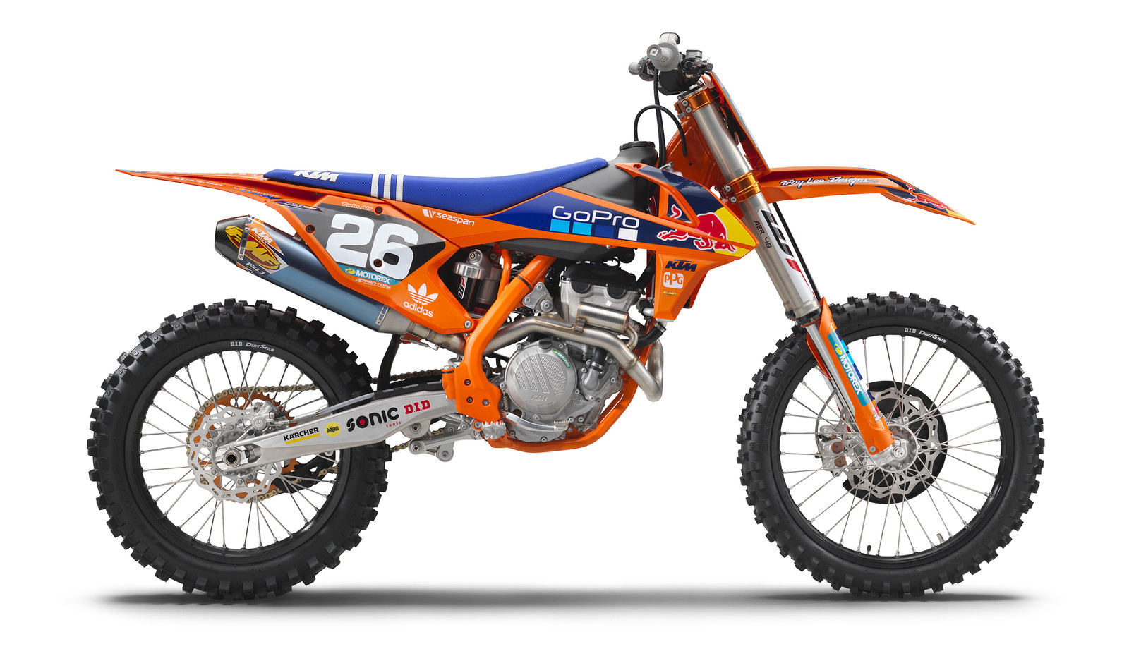 2017 KTM 250 SX-F FACTORY EDITION  - First Look: 2017 KTM Factory Edition 450 SX-F & 250 SX-F - Motocross Pictures - Vital MX