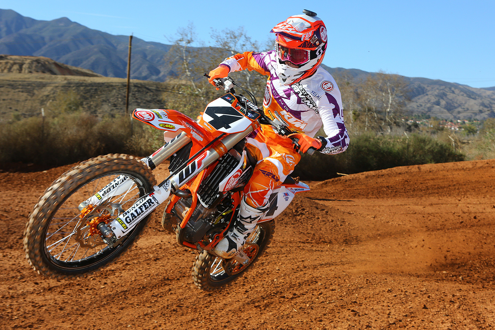 Blake Baggett - 2017 KTM Supercross Factory and Support Team Intro - Motocross Pictures - Vital MX