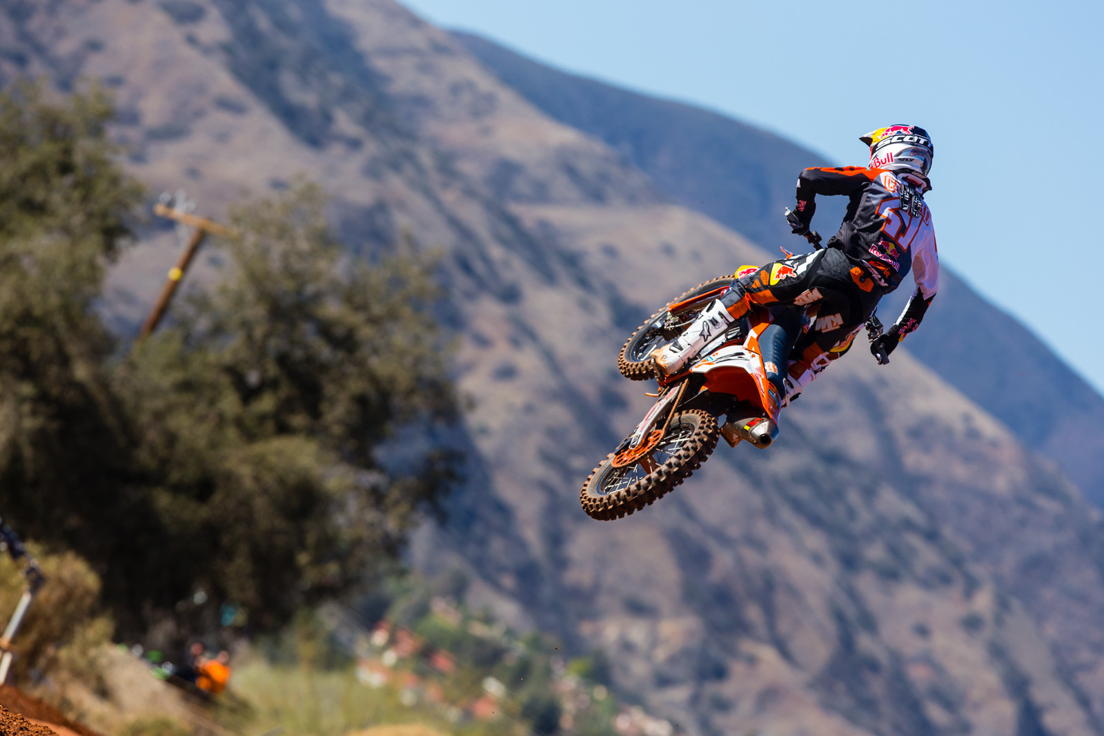Trey Canard - 2017 KTM Supercross Factory and Support Team Intro - Motocross Pictures - Vital MX