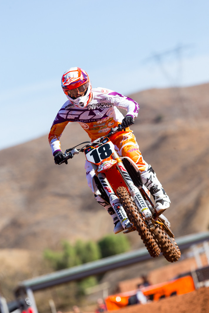 Davi Millsaps - 2017 KTM Supercross Factory and Support Team Intro - Motocross Pictures - Vital MX