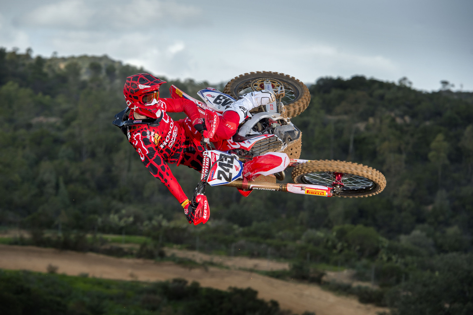 Tim Gajser - First Look: 2017 Honda HRC MXGP and MX2 Team - Motocross Pictures - Vital MX