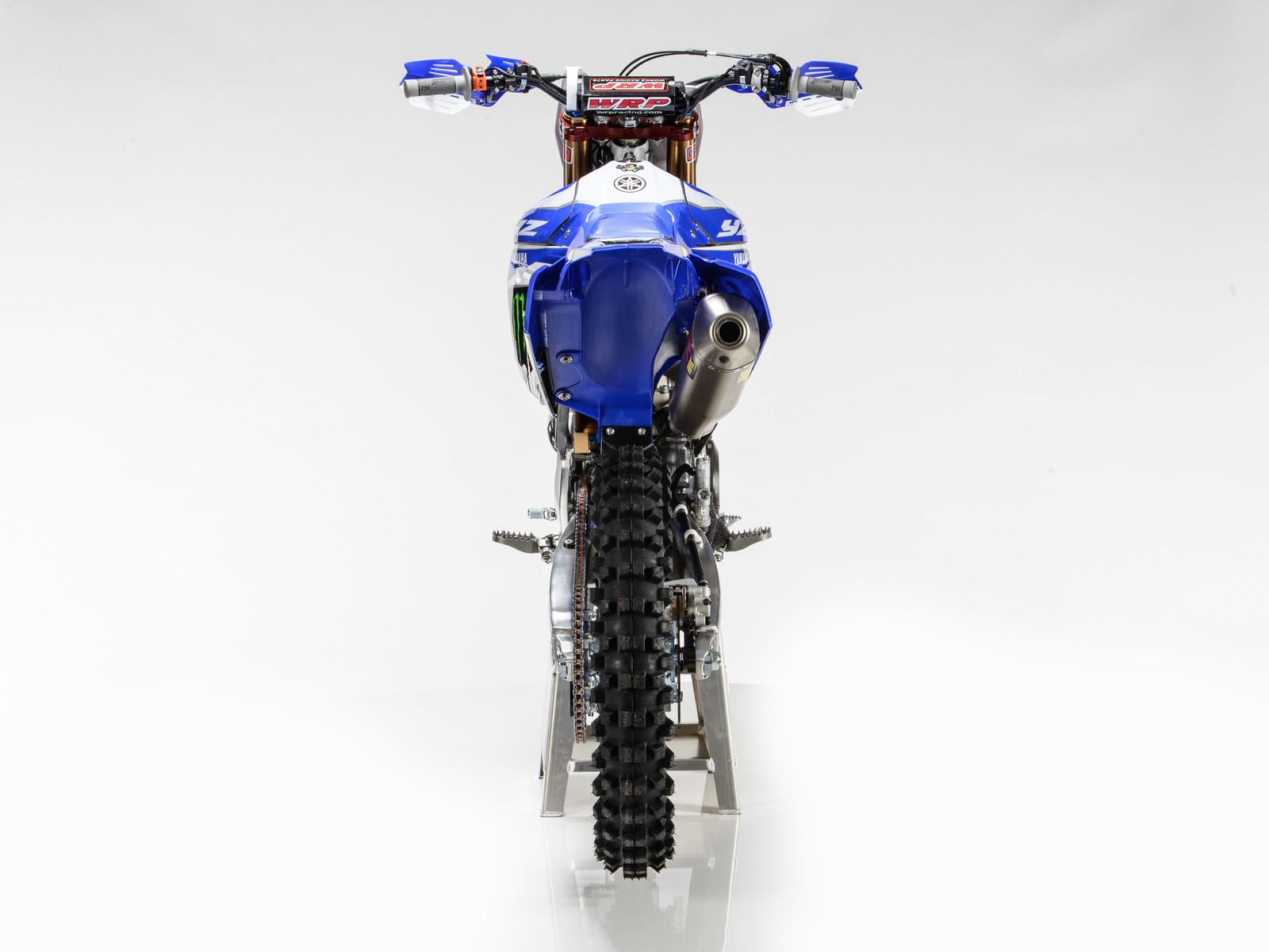 Jeremy van Horebeek's 2017 Monster Energy Yamaha Factory YZ450FM - First Look: 2017 Monster Energy & Wilvo Yamaha MXGP Teams - Motocross Pictures - Vital MX