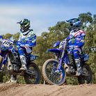 First Look: 2017 Monster Energy & Wilvo Yamaha MXGP Teams