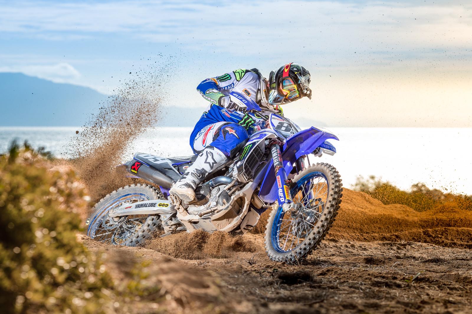 Jeremy van Horebeek - First Look: 2017 Monster Energy & Wilvo Yamaha MXGP Teams - Motocross Pictures - Vital MX