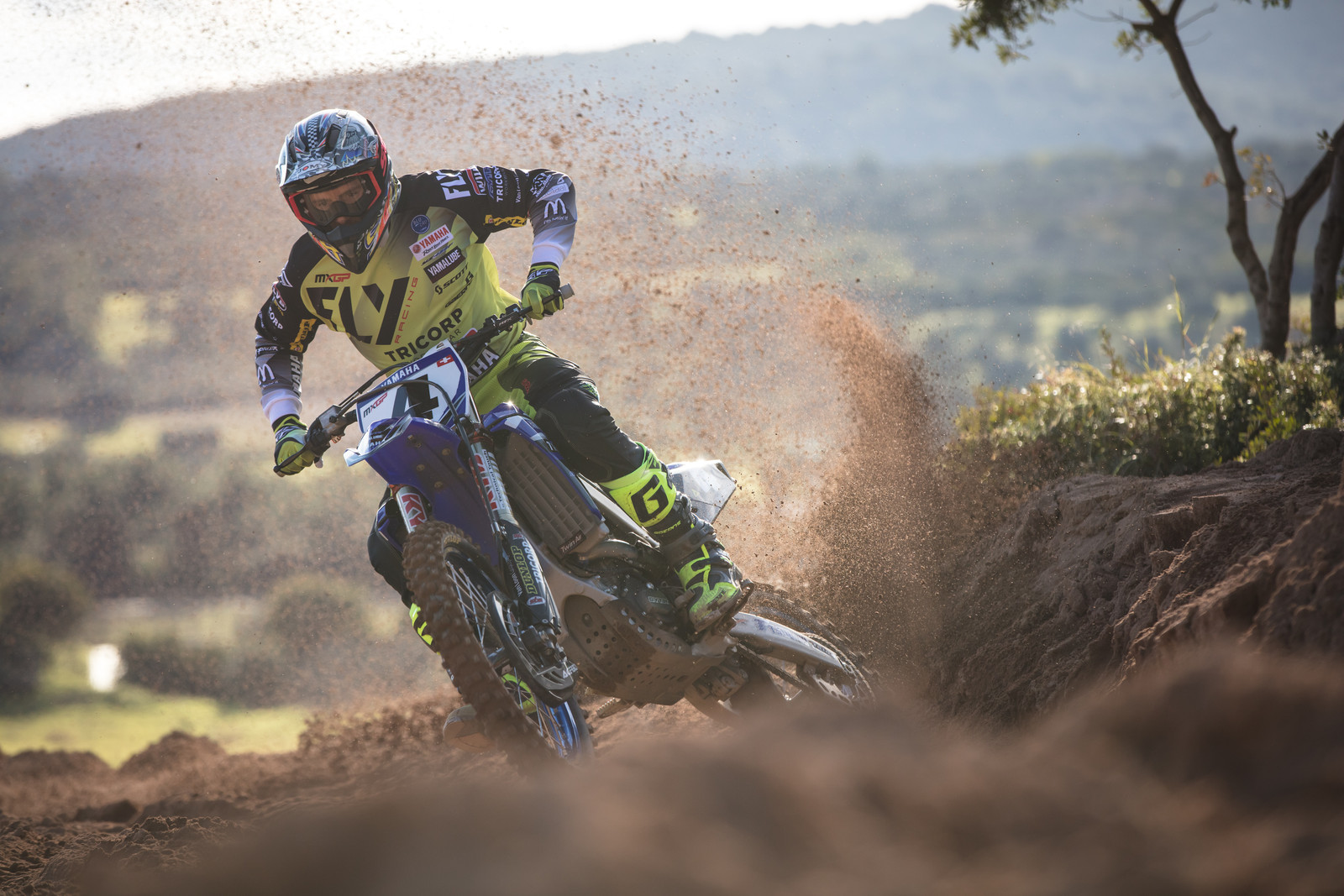 Arnaud Tonus - First Look: 2017 Monster Energy & Wilvo Yamaha MXGP Teams - Motocross Pictures - Vital MX