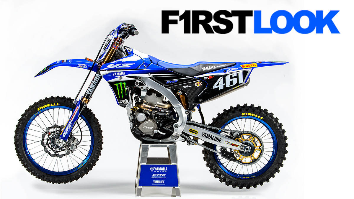 First Look: 2017 Monster Energy & Wilvo Yamaha MXGP Teams - First Look: 2017 Monster Energy & Wilvo Yamaha MXGP Teams - Motocross Pictures - Vital MX