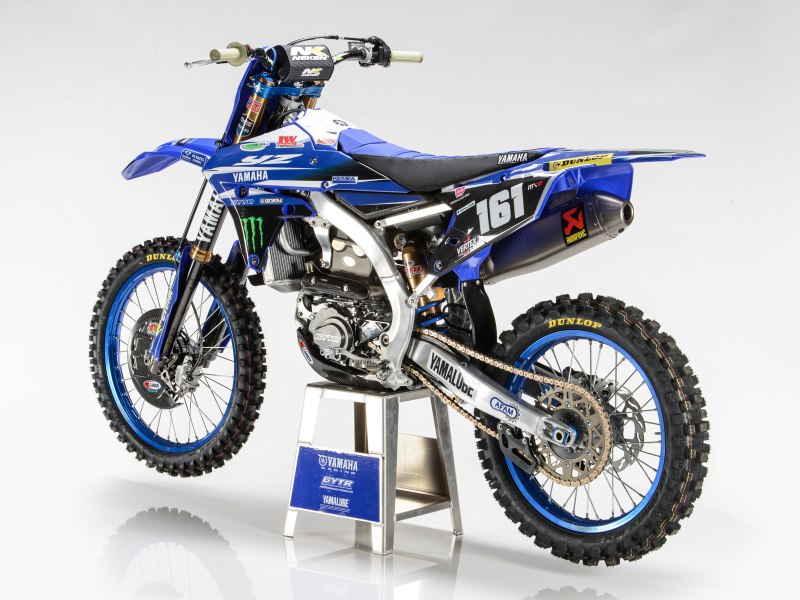Alvin Östlund's 2017 Kemea Yamaha Factory MX2 YZ250F - First Look: 2017 Kemea Yamaha Factory MX2 - Motocross Pictures - Vital MX