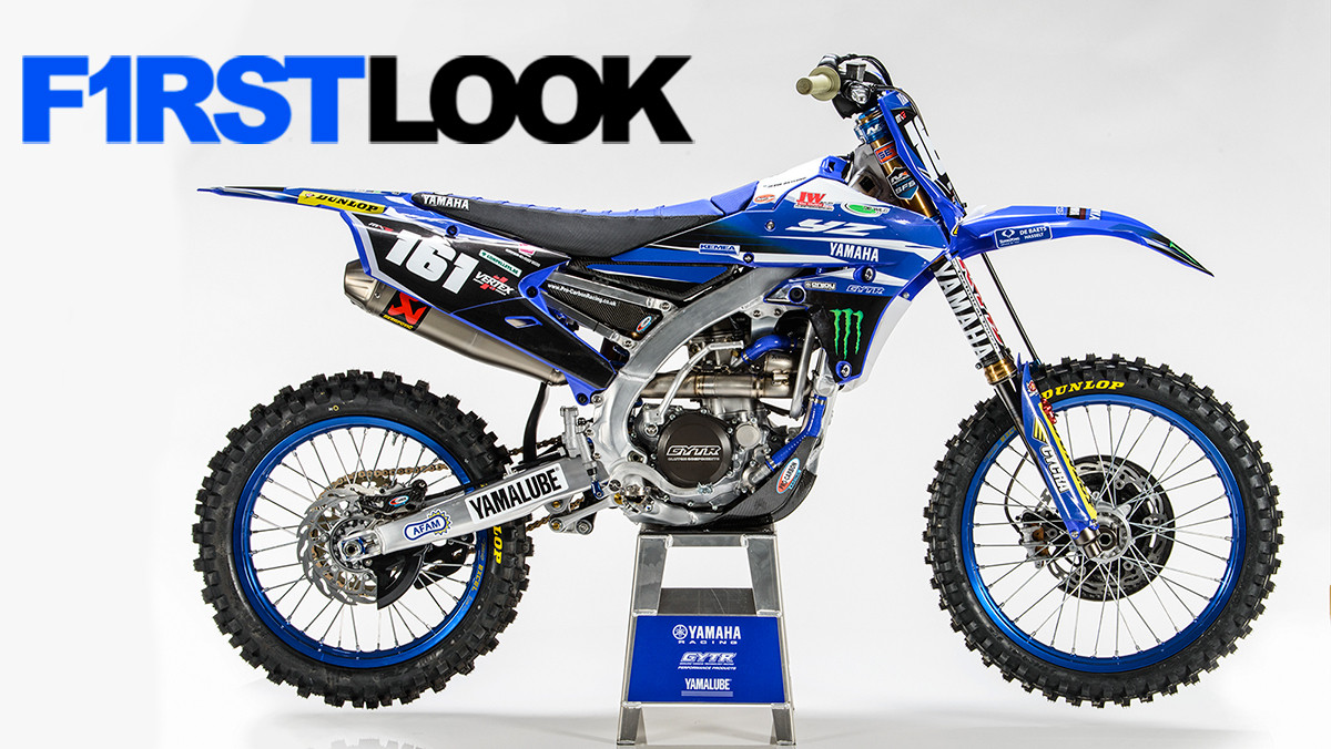 First Look: 2017 Kemea Yamaha Factory MX2 Team - First Look: 2017 Kemea Yamaha Factory MX2 - Motocross Pictures - Vital MX