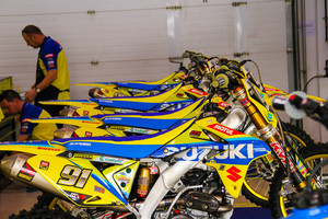 Suzuki World MXGP and MX2