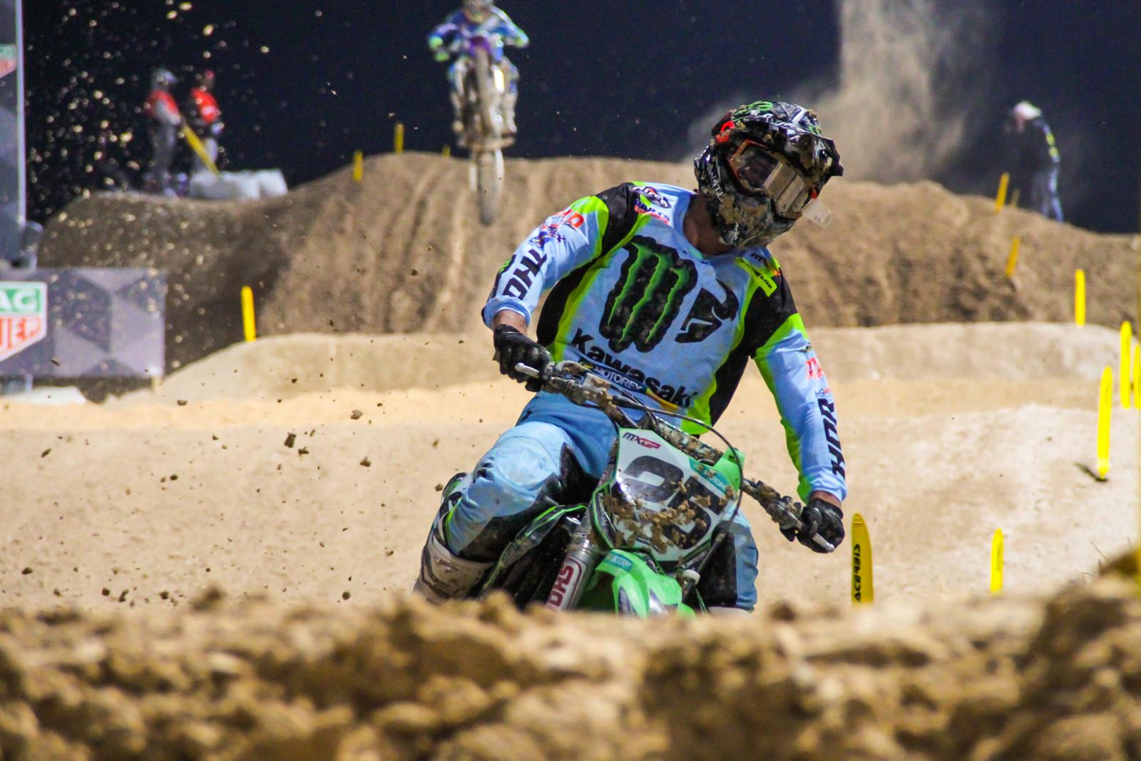 Clement Desalle - Photo Blast: 2017 MXGP of Qatar - Motocross Pictures - Vital MX
