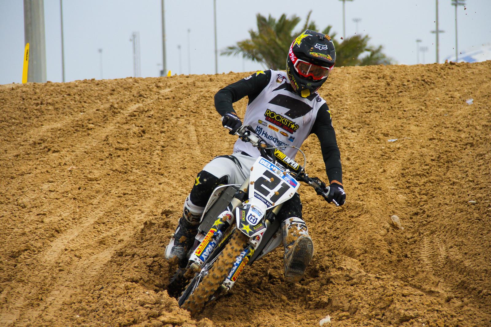 Gautier Paulin - Photo Blast: 2017 MXGP of Qatar - Motocross Pictures - Vital MX