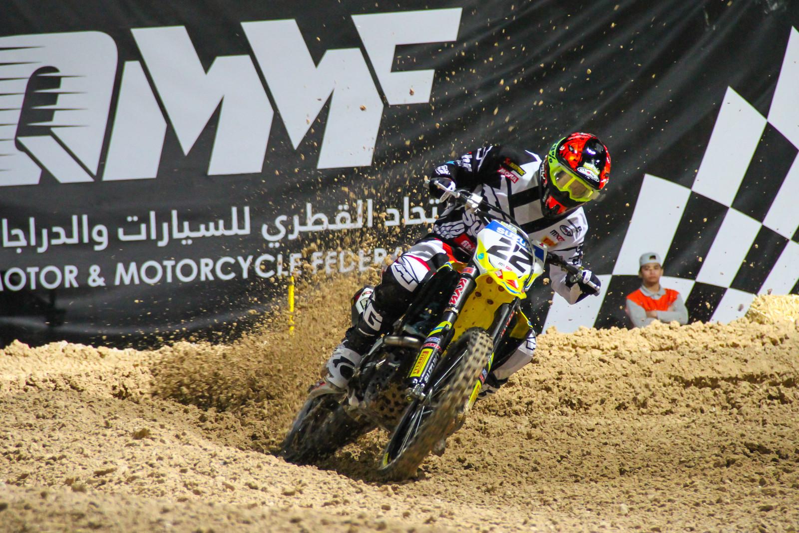 Kevin Strijbos - Photo Blast: 2017 MXGP of Qatar - Motocross Pictures - Vital MX