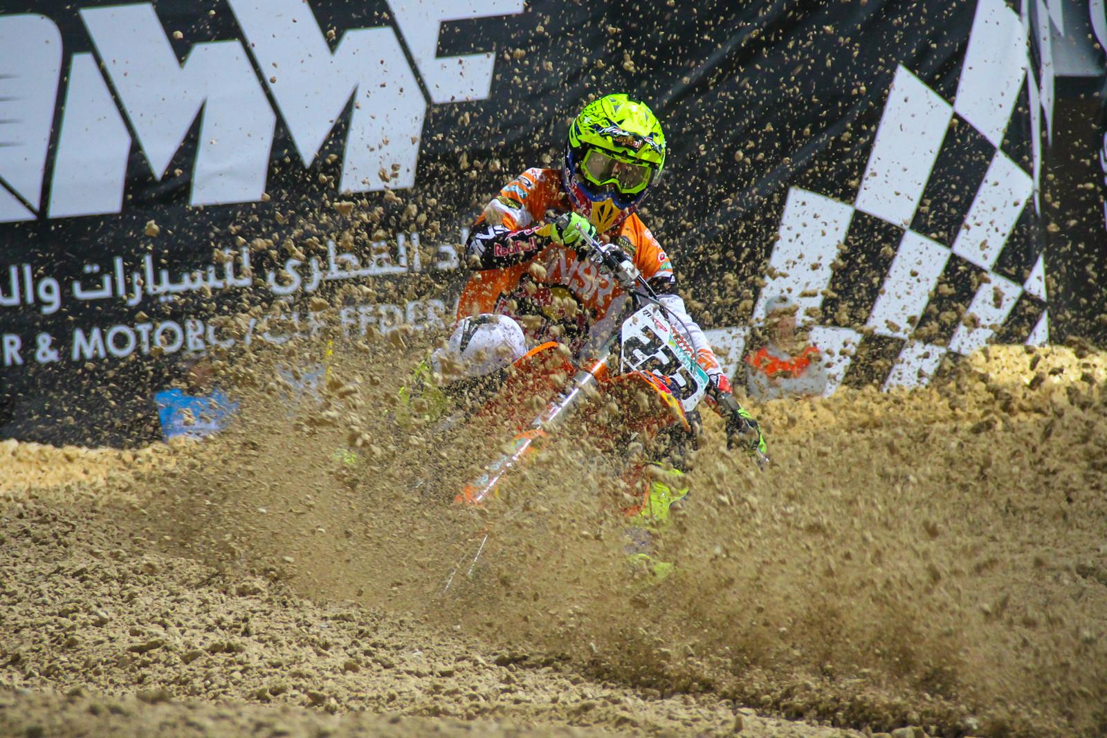 Antonio Cairoli - Photo Blast: 2017 MXGP of Qatar - Motocross Pictures - Vital MX