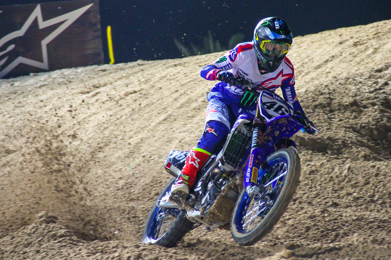 Romain Febvre - Photo Blast: 2017 MXGP of Qatar - Motocross Pictures - Vital MX