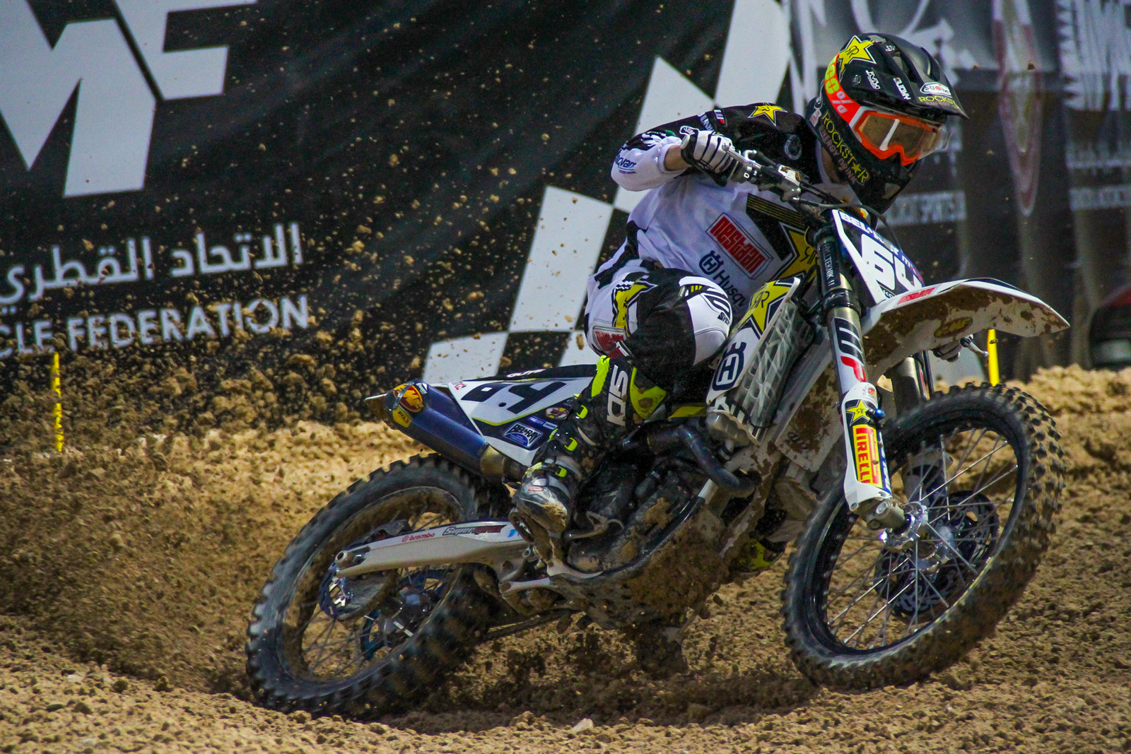 Thomas Covington - Photo Blast: 2017 MXGP of Qatar - Motocross Pictures - Vital MX