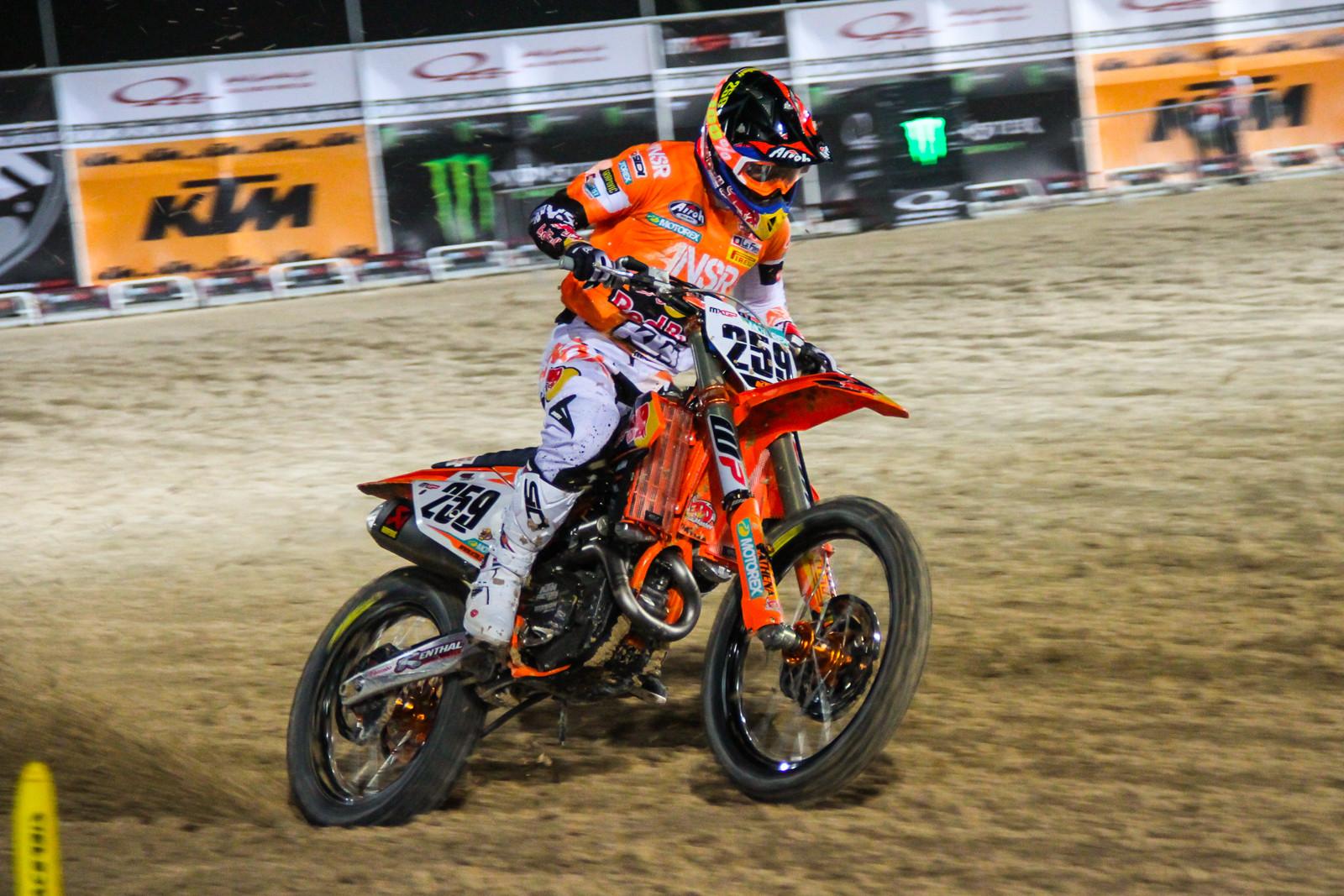 Glenn Coldenhoff - Photo Blast: 2017 MXGP of Qatar - Motocross Pictures - Vital MX