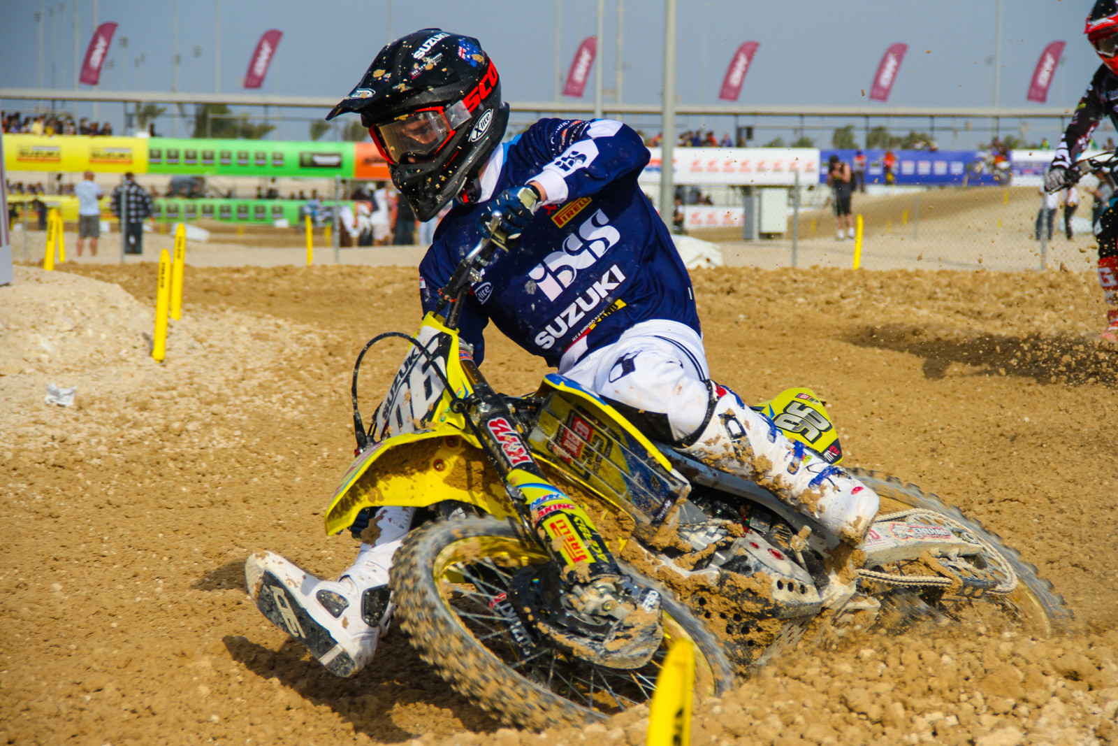 Hunter Lawrence - Photo Blast: 2017 MXGP of Qatar - Motocross Pictures - Vital MX