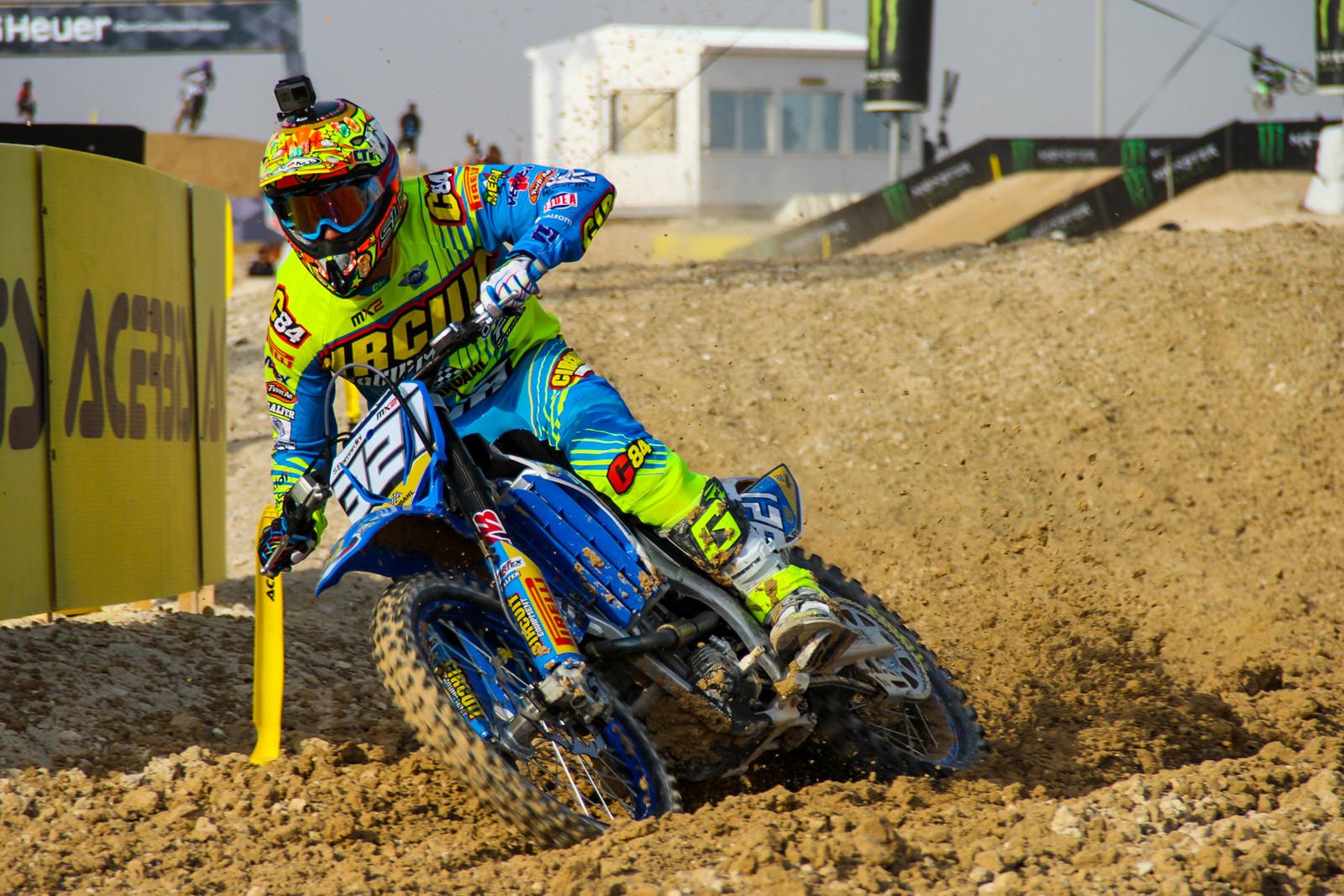 Samuele Bernardini  - Photo Blast: 2017 MXGP of Qatar - Motocross Pictures - Vital MX