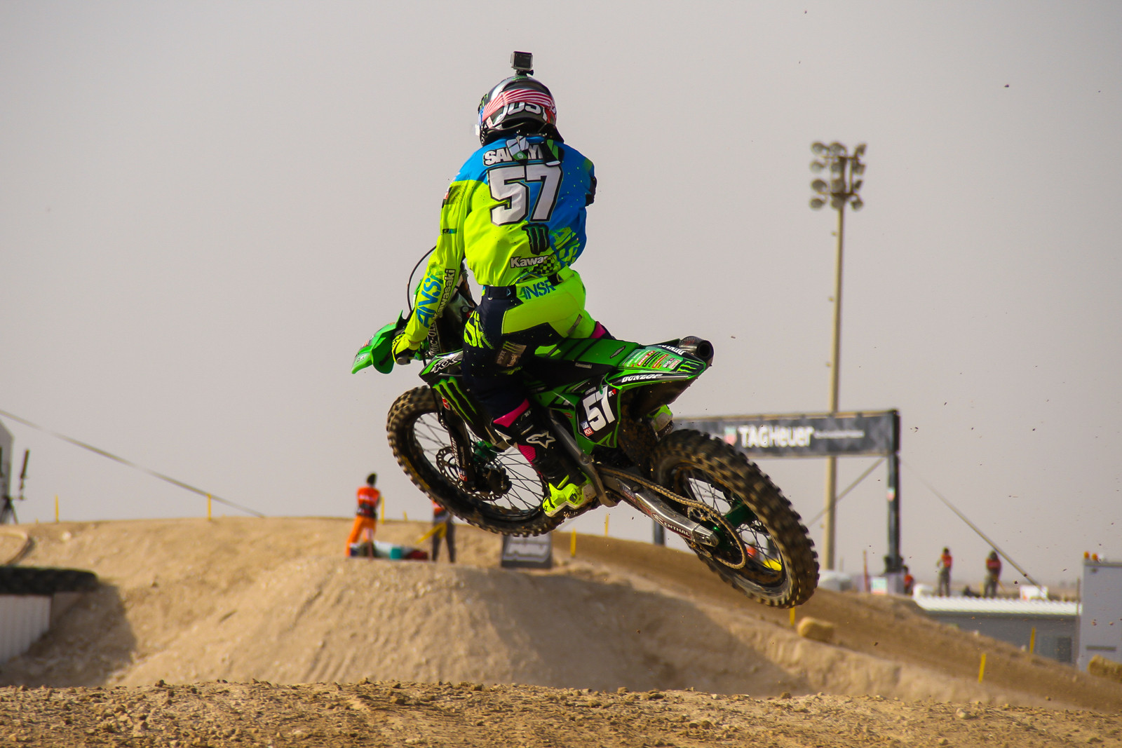 Darian Sanayei - Photo Blast: 2017 MXGP of Qatar - Motocross Pictures - Vital MX