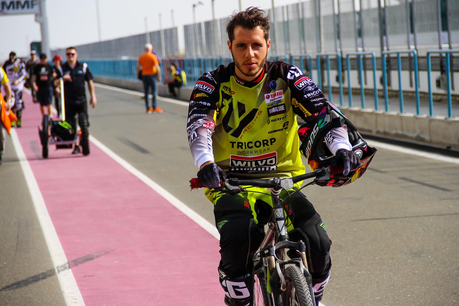 Arnaud Tonus - Photo Blast: 2017 MXGP of Qatar - Motocross Pictures - Vital MX
