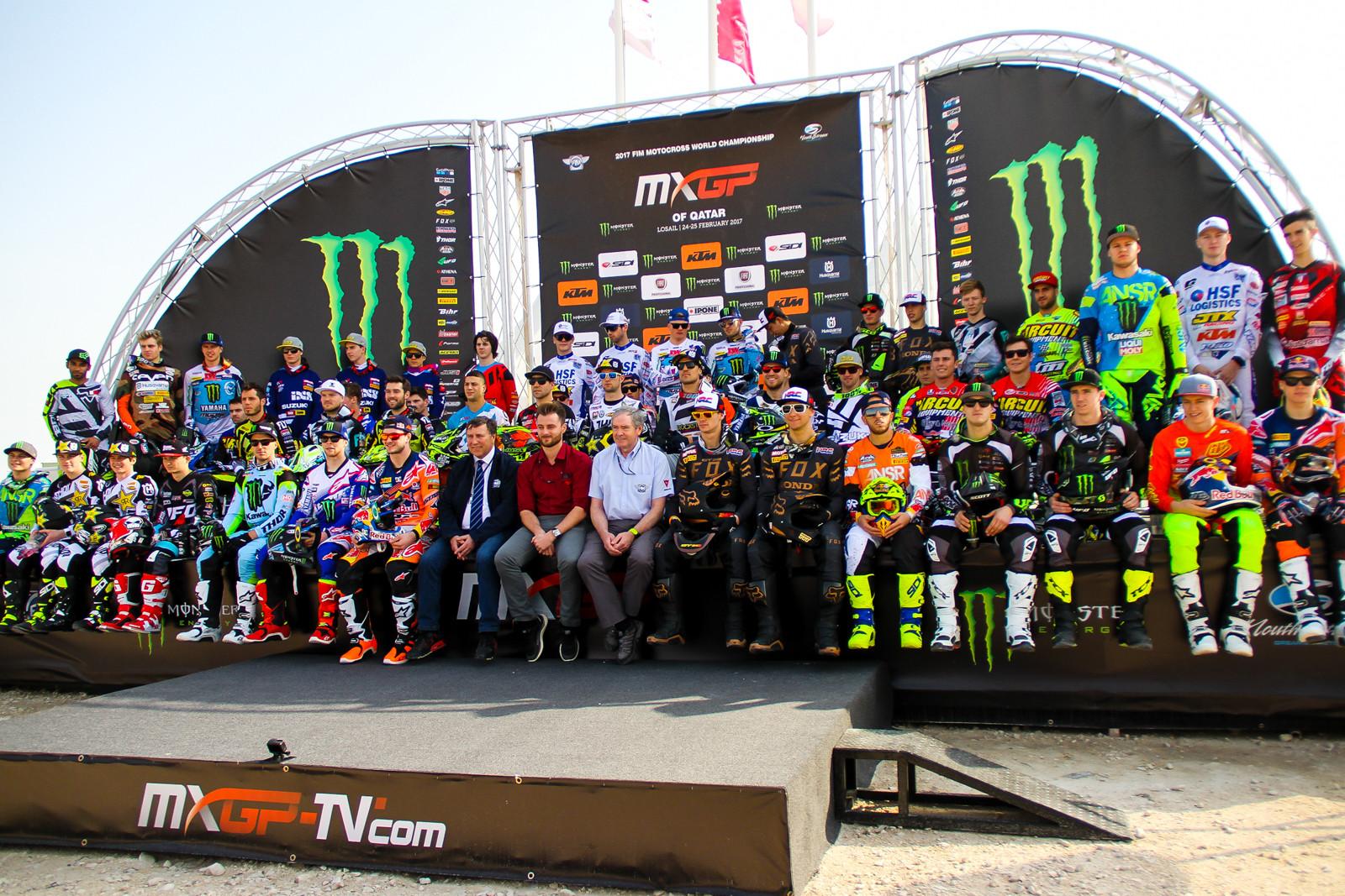 Riders of MXGP and MX2 - Photo Blast: 2017 MXGP of Qatar - Motocross Pictures - Vital MX