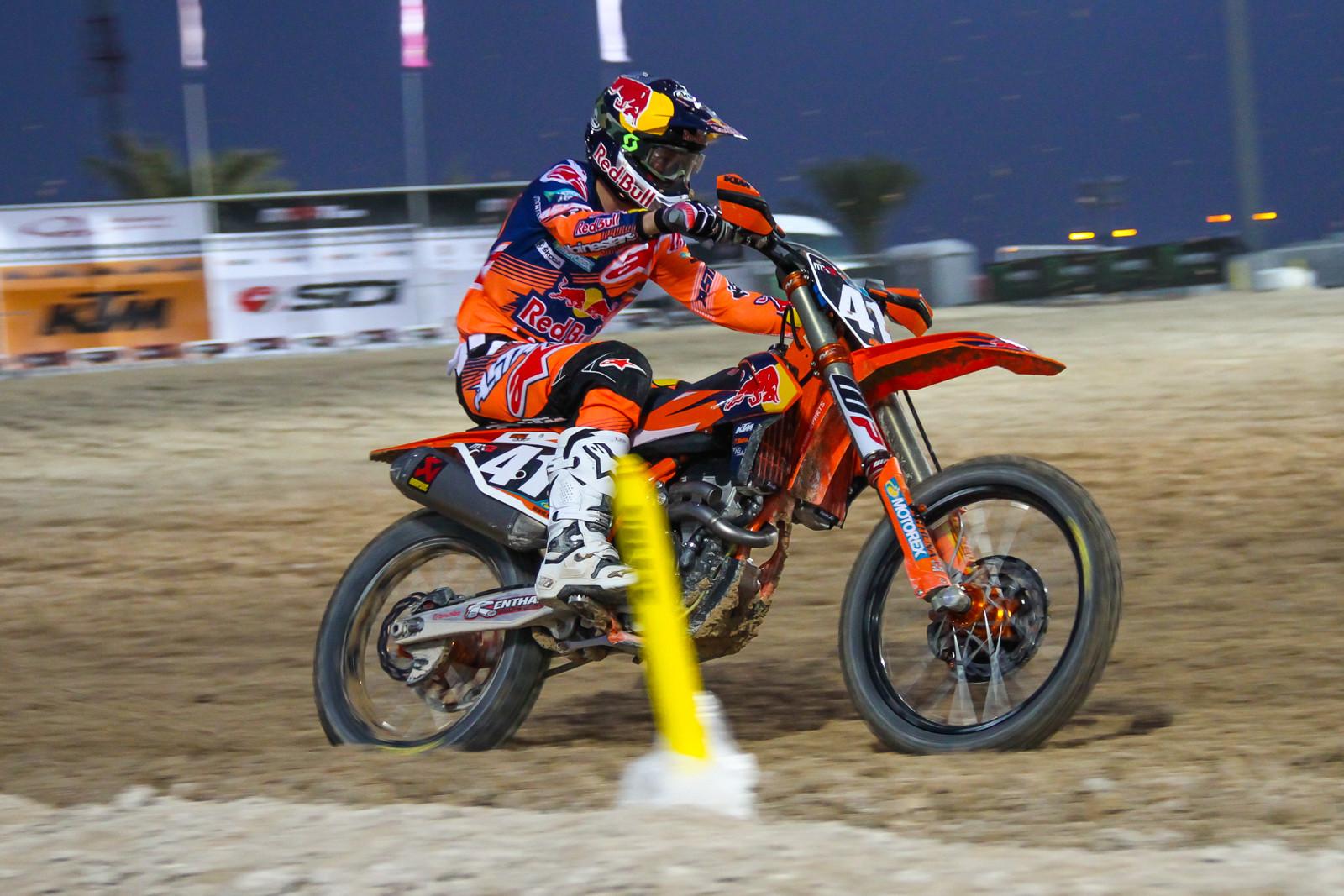 Pauls Jonass - Photo Blast: 2017 MXGP of Qatar - Motocross Pictures - Vital MX