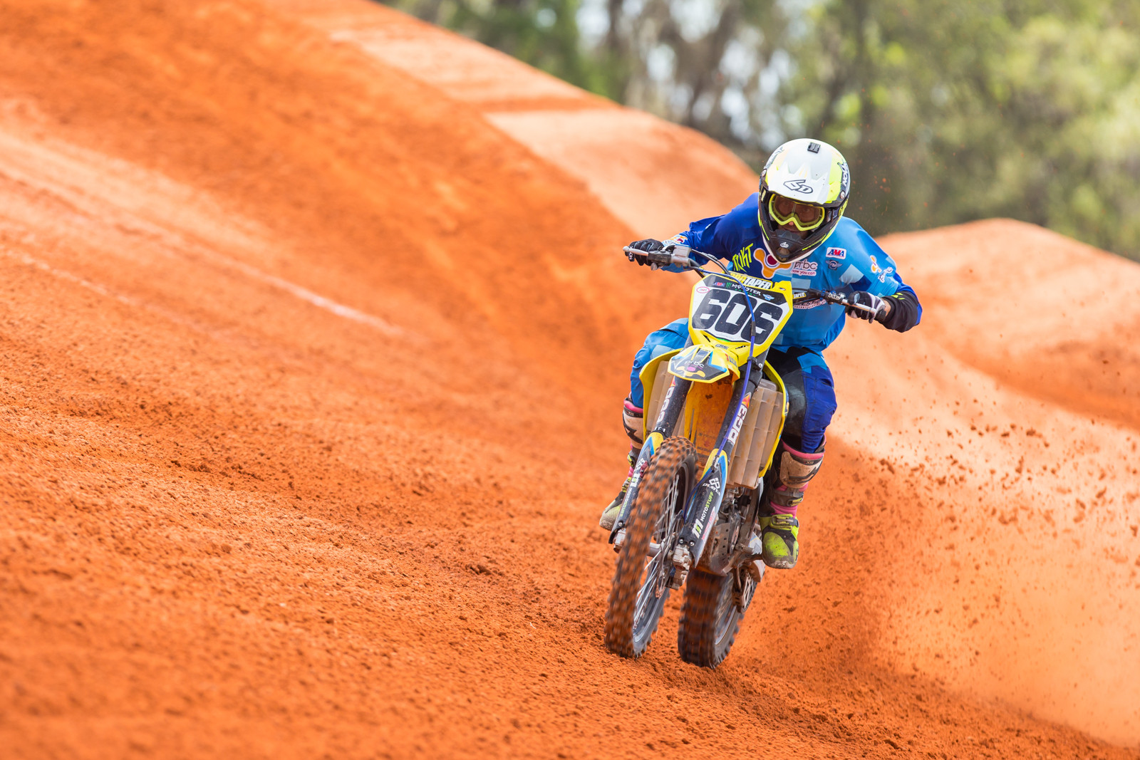 Ronnie Stewart - A Week in Florida Prepping for the Daytona Supercross - Motocross Pictures - Vital MX