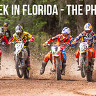 A Week in Florida Prepping for the Daytona Supercross