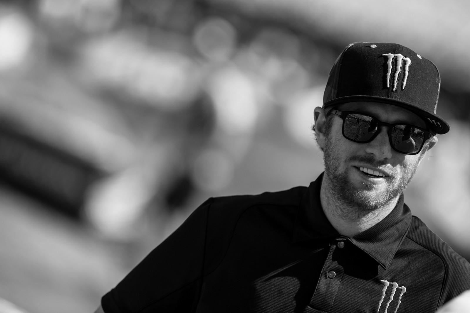 Ryan Villopoto - Vital MX Pit Bits: Daytona Supercross - Motocross Pictures - Vital MX