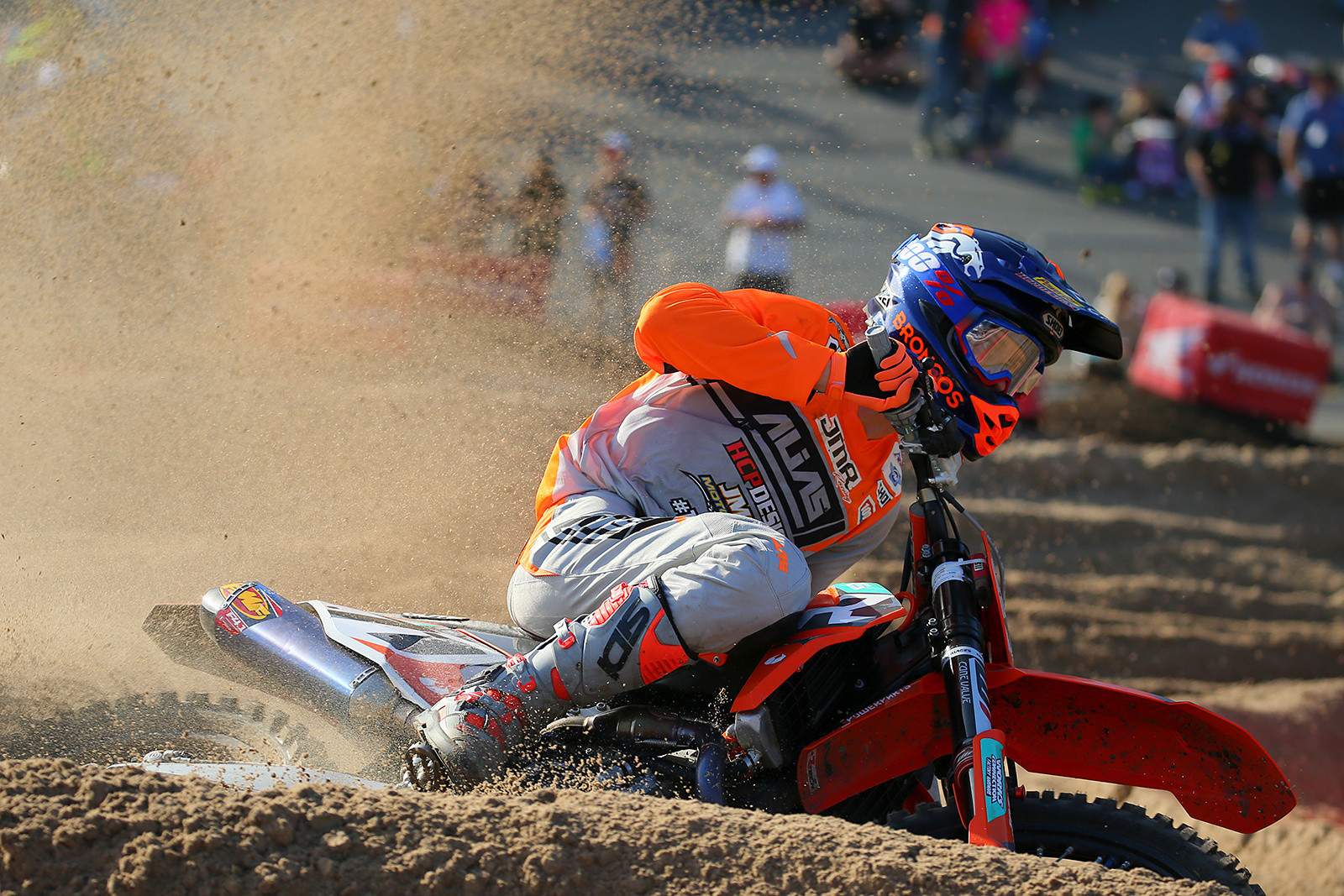 Justin Starling - Vital MX Pit Bits: Daytona Supercross - Motocross Pictures - Vital MX