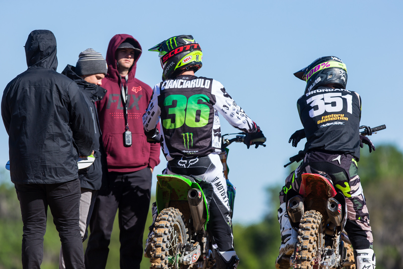 The Nest Crew - Photo Gallery: The Nest, Goat Farm, and MTF - Motocross Pictures - Vital MX