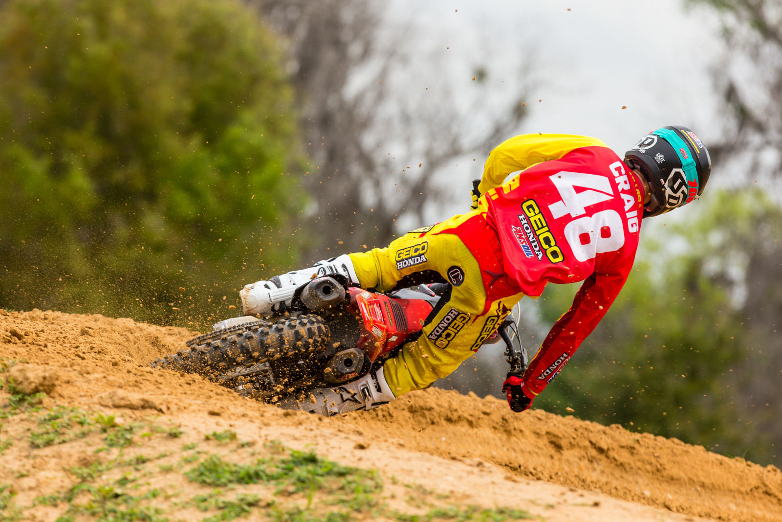 Christian Craig - Photo Gallery: The Nest, Goat Farm, and MTF - Motocross Pictures - Vital MX
