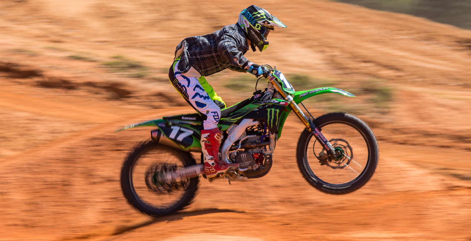 Joey Savatgy - Photo Gallery: The Nest, Goat Farm, and MTF - Motocross Pictures - Vital MX