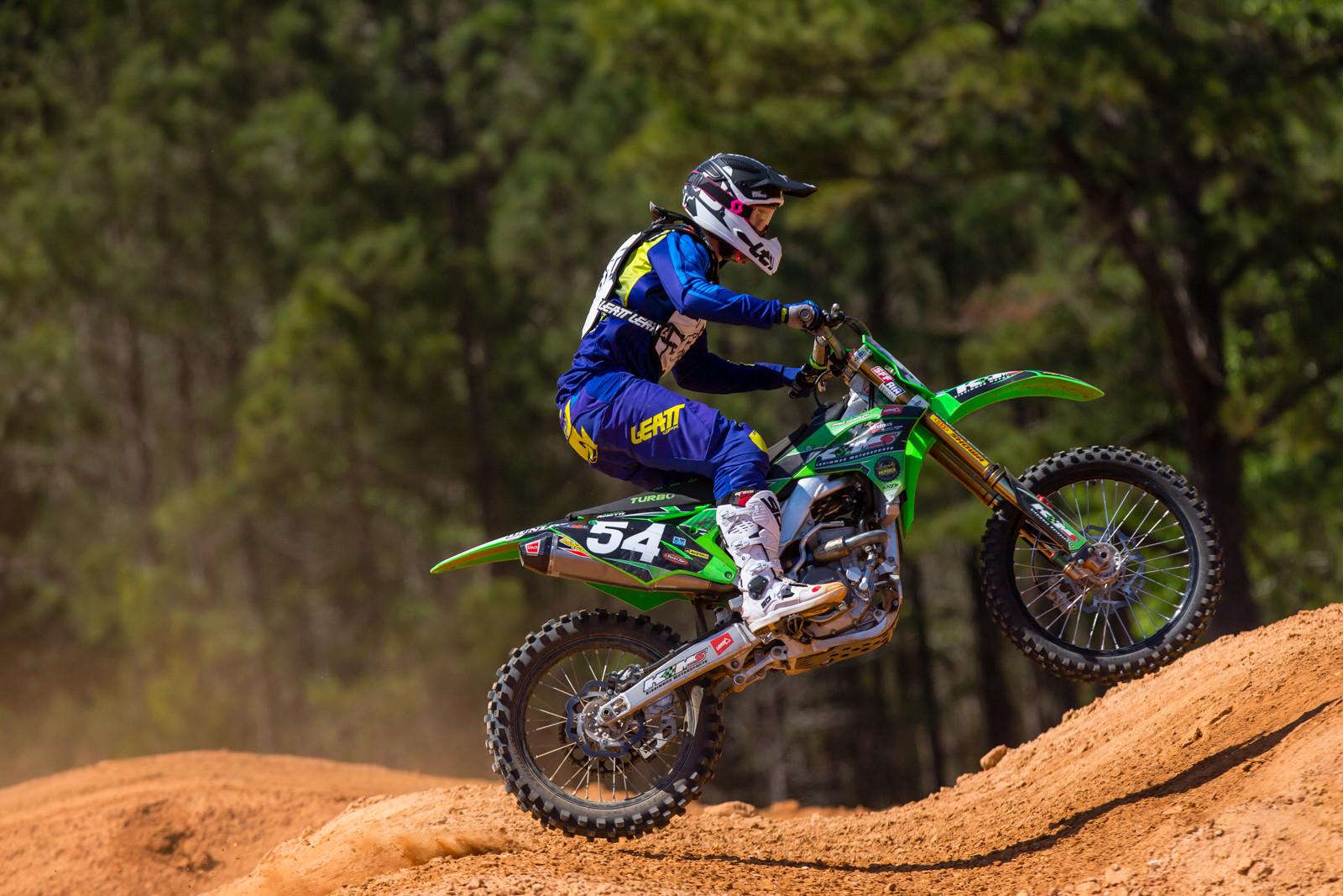 Gannon Audette - Photo Gallery: The Nest, Goat Farm, and MTF - Motocross Pictures - Vital MX
