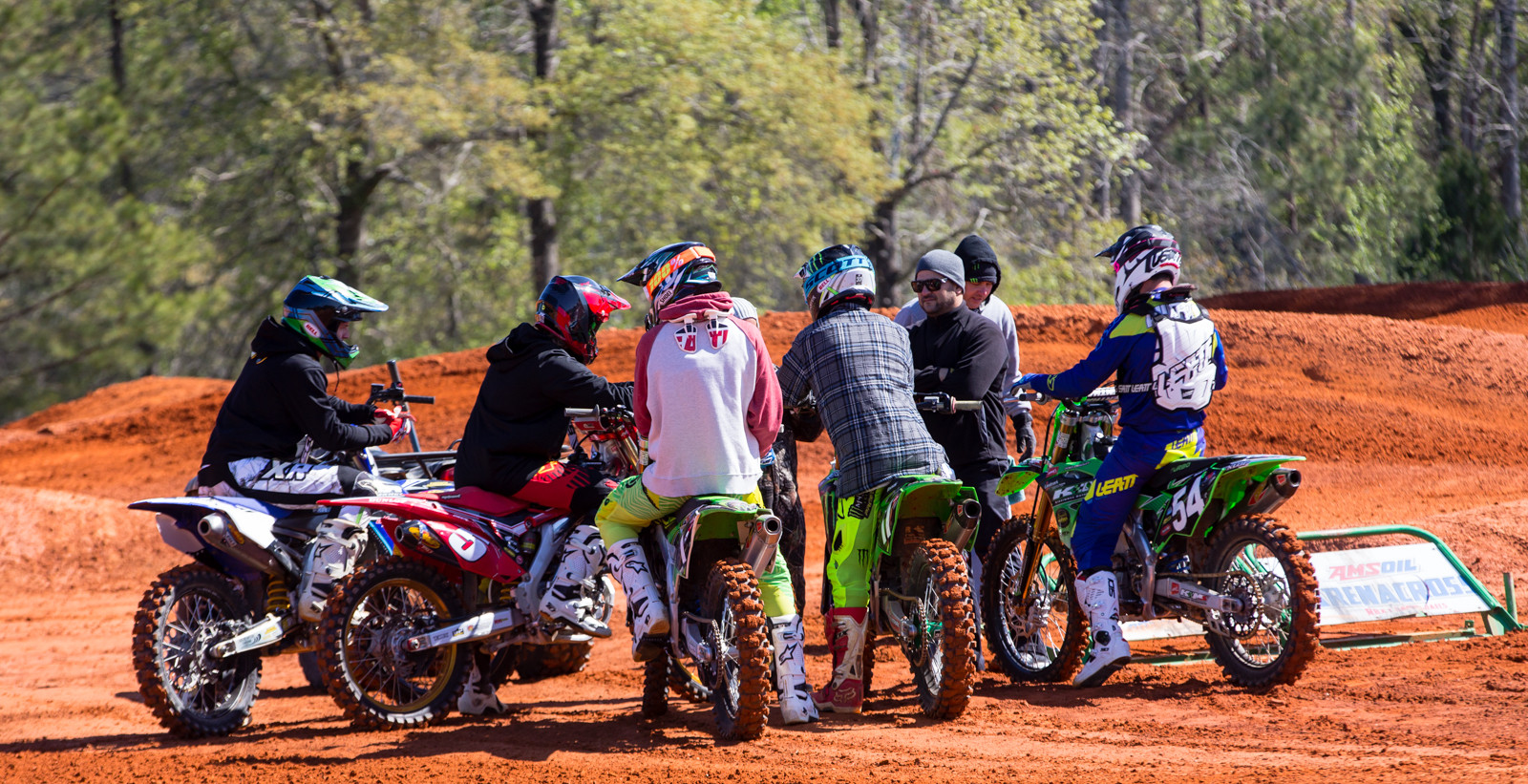 Goat Farm Crew - Photo Gallery: The Nest, Goat Farm, and MTF - Motocross Pictures - Vital MX